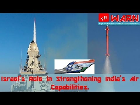 Israel's Role in Strengthening India's Air Capabilities.