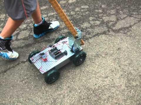 Robot Race Car Vex Kits Youtube
