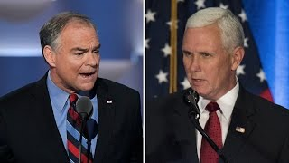 What Kaine and Pence Need to Do to Win the VP Debate (With All Due Respect - 10/04/16)