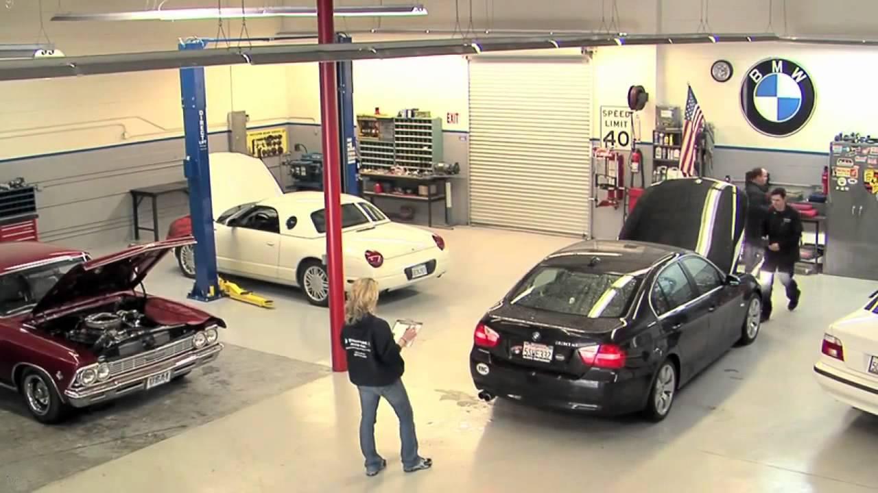 Carlos Auto Repair >> Auto Repair San Carlos California - European Auto Inc