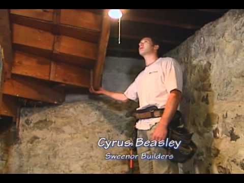 Basement renovation how to combat basement moisture for Old house foundation types