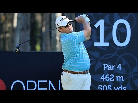 Morninig Drive: George Coetzee leads at the Turkish Airlines Open   Golf Channel