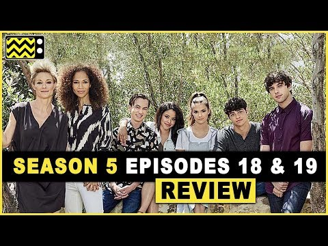 The Fosters Season 5 Episodes 18 & 19 Review & Reaction | AfterBuzz TV