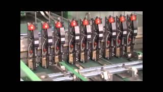 Auto Ruling Machine