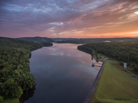 Quemahoning Reservoir