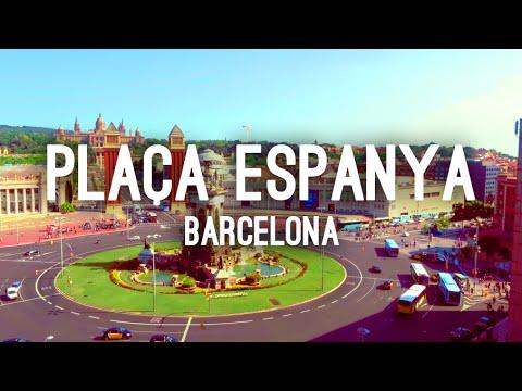 Travel Spain - Plaza España Barcelona