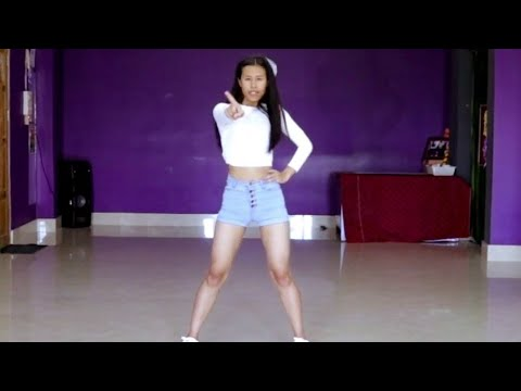JENNIE- 'SOLO' Cover by APARNA YENGKHOM -Online Audition LG K-POP Contest  India 2019