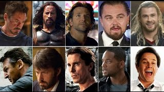 BEST OF 2014 TOP 10 HIGHEST PAID HOLLYWOOD ACTORS OF 2014