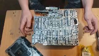 Снятие Гидроблока Инфинити FX35 ч.2