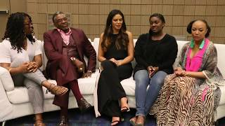 EXCLUSIVE: Cast of Greenleaf Discuss Personal Relationship with their Characters