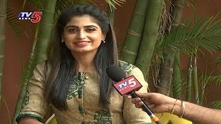 Manasuna Manasai New Telugu Serial Team Interview   TV5 News