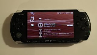 How to Put Music on PSP (EASY TUTORIAL)