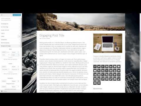GeneratePress overview