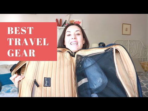 Best Products To Pack For Comfortable Travel (carry-on Only)