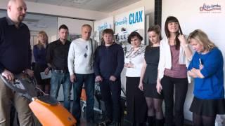 Презентация клининговой компании