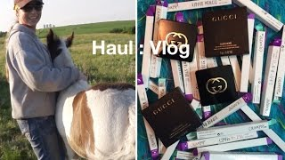 Haul : Vlog : Gucci, Colour Pop Lippie Stix & Pencils Thumbnail