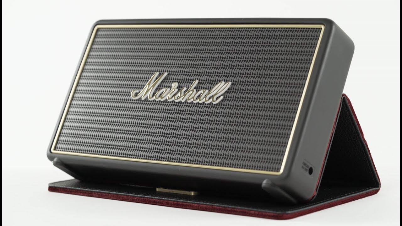 Marshall Stockwell Speakers : marshall stockwell portable bluetooth speaker crutchfield video youtube ~ Vivirlamusica.com Haus und Dekorationen