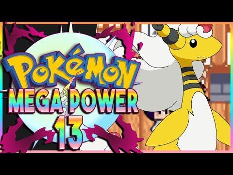 Pokemon Mega Power ( Rom Hack ) Part 13  - Gameplay Walkthrough