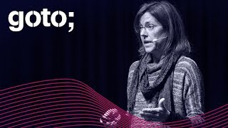 GOTO 2018 • The Need for Role Model Ladders • Nicole Bryan