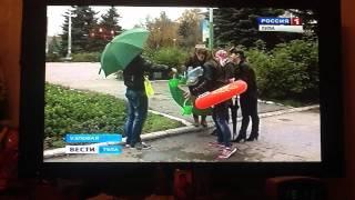 видео Погоду в доме зонт не исправит: у жильцов тульской многоэтажки протекает крыша