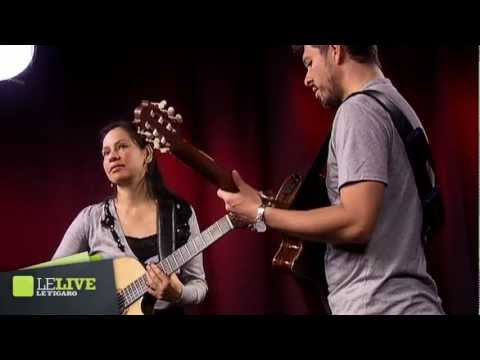 Rodrigo y Gabriela - Intégrale - Le Live
