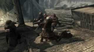 Ulfric vs Tullius - Skyrim