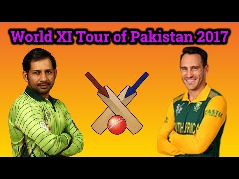 Pakistan Vs World XI Final T20 Live Streaming   15 September 2017