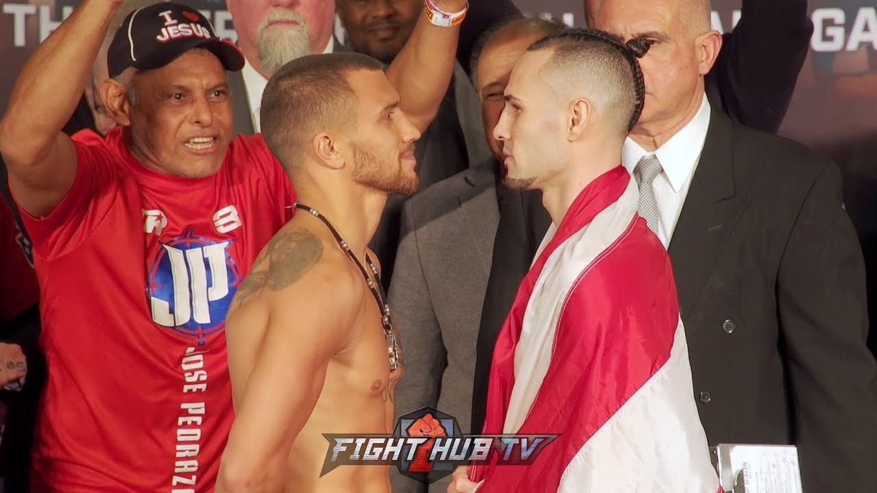 vasyl-lomachenko-shakes-his-at-jose-pedraza-who-tries-to-intimidate-him-at-weigh-in-face-off