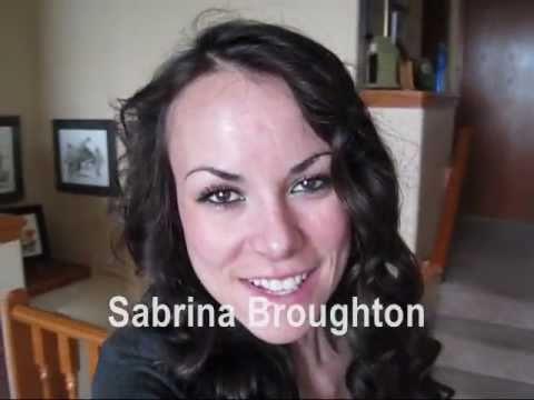 Calgary Stampede 2011 Ultimate Intern - Sabrina Broughton