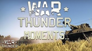 War Thunder - Моменты