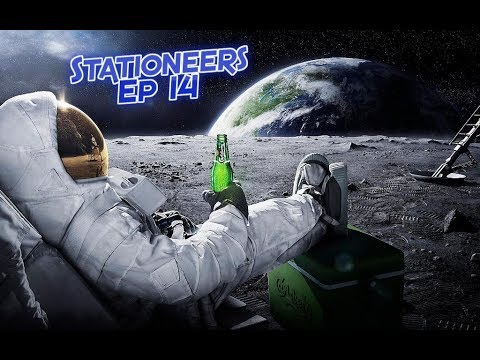 Stationeers Ep14 - Prepping for pressure, Enclosing Base