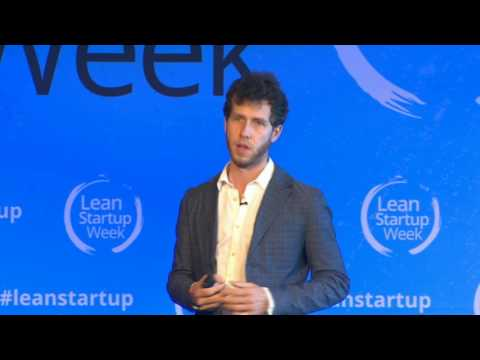 Matt Brimer, From Games to Education to Morning Dance Parties - Lean Startup Week 2016