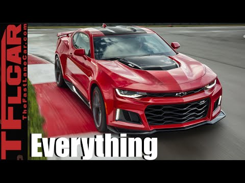 2017 chevy camaro zl1 everything you ever wanted to know. Black Bedroom Furniture Sets. Home Design Ideas