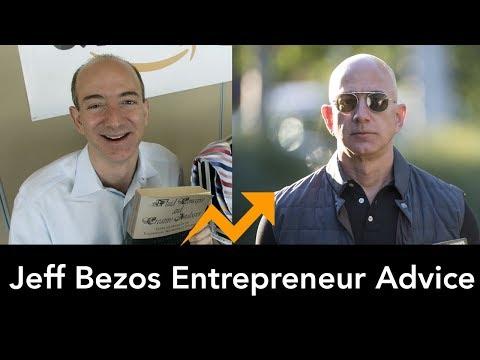 Jeff Bezos Richest Entrepreneur - Entrepreneur Advice, inspiration