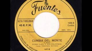 Pedro Laza - Cumbia Del Monte