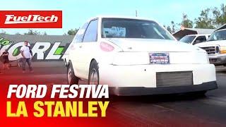 Ford Festiva - La Stanley