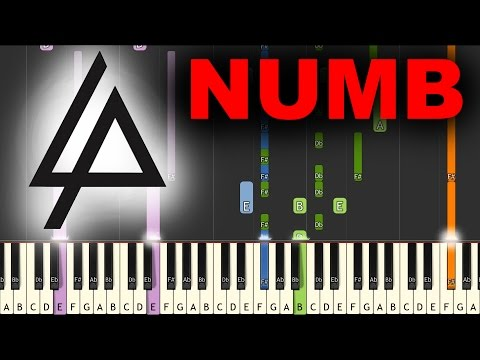 Numb - Linkin Park [SYNTHESIA]