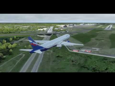 [P3Dv4] Aeroflot 251 | Seoul Incheon(RKSI) - Moscow Sheremetyevo(UUEE)