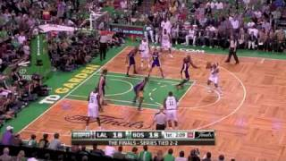 NBA Celtics VS Lakers Finals 2008 Full Game 6 (Grdgez)