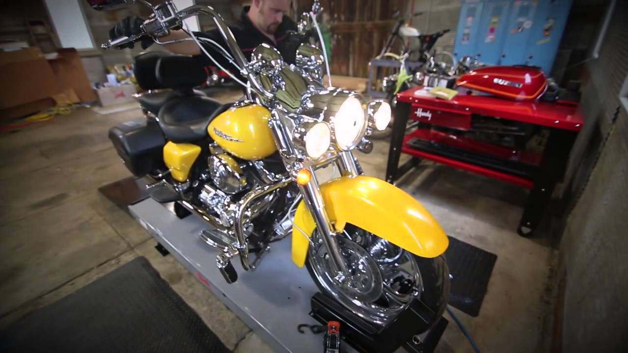 Handy Motorcycle Lifts   Carl Turner Equipment Inc