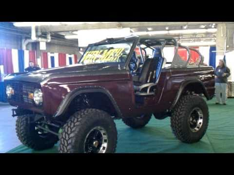 Colorado Associstion of 4wd clubs Raffle Bronco