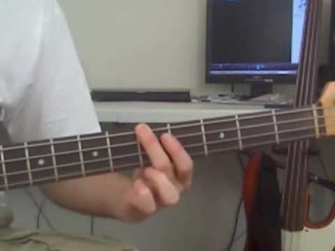 """""""Spirit In The Sky"""" How Counting Along Can Make Playing Bass Easier"""