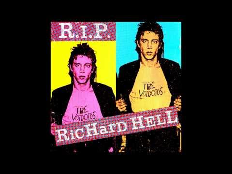 RIchard Hell - I Live My Life