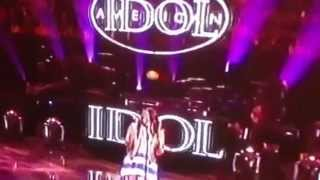 [HD] AMERICAN IDOL 2013 -  Amber Holcomb sings I Believe In You and Me - TOP 10 GIRLS 03.05.13