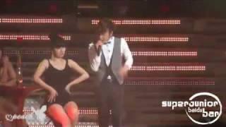 100123 Super Show 2 Beijing - Honey (LeeTeuk) [HQ]