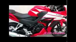 First Impression All New CBR 150R 2015 Red Champion Colour