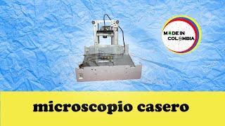 Microscopio Digital Casero (Como Se Hace)