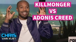 Michael B. Jordan: Killmonger vs Creed, who wins?, workout, cheat meals, diet