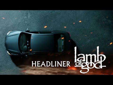 LAMB OF GOD - SUNDAY HEADLINER - BLOODSTOCK 2022