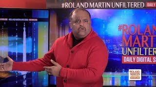 Roland: Black TV Networks Harm Our Youth By Only Airing Entertainment, Reality, Award & Crime Shows